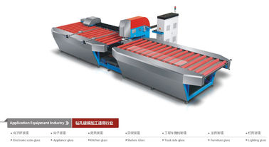 China Cnc-automatisches Solarglas/photo-voltaische Solarglasbohrmaschine distributeur